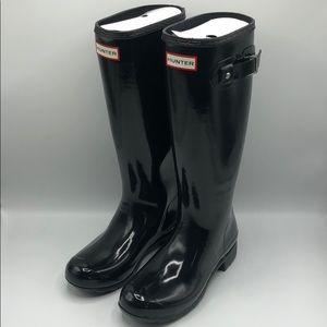 Hunter Original Tour Gloss Women's Tall Rain Boots